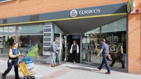 Mínimos históricos en las contrataciones de Correos en Almería que ha destruido ya un 15 por ciento de empleo, según CSIF