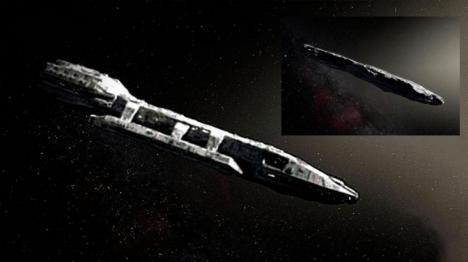 Astrónomos de Yale y Caltech dicen que Oumuamua, la roca espacial interestelar, es más bien un cometa y no una sonda alienígena