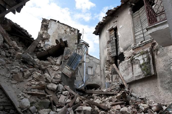 Terremoto de 6,5 grados en la isla griega de Creta