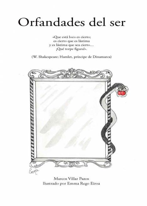 Marcos Villar Pazos presenta su primera obra en forma de poemario bajo el título: 'Orfandades del ser'