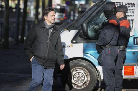 Oriol Pujol condenado a dos años y medio de prisión ingresa en la cárcel por el caso de las ITV