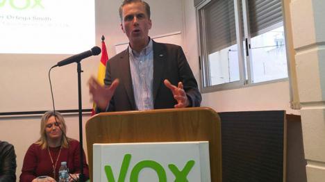 La fiscalía investiga al número dos de Vox