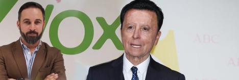 Ortega Cano se sube al carro de VOX y no descarta ir en las listas