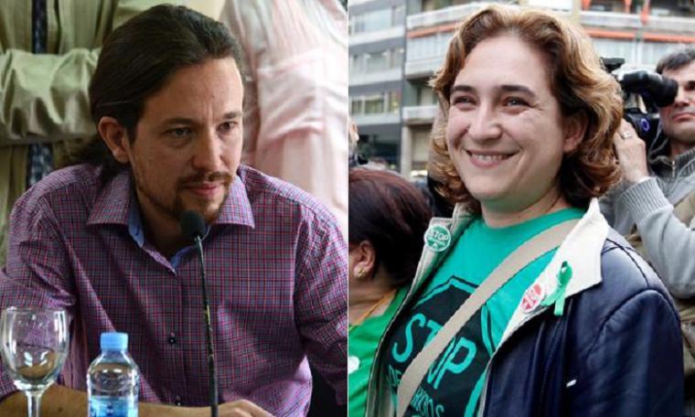 EDITORIAL: En Podemos preparan el recambio de Pablo Iglesias, su nombre es Ada Colau