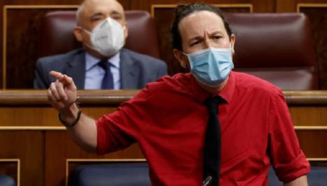 Pablo Iglesias se querellará contra Teodoro García Egea por cohecho
