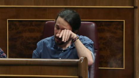 Pedro Sánchez se harta y rechaza volver a negociar un gobierno de coalición con Podemos, mientras que IU se desmarca de la coalición de Iglesias y busca el acuerdo programático con Sánchez para evitar elecciones