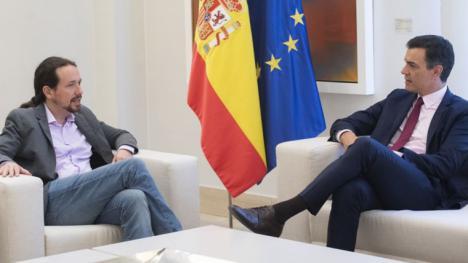 Podemos pide al PSOE seguir con las negociaciones
