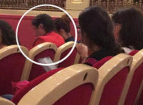 Escándalo con mayusculas en Murcia al conocerse que director general de Emergencias murciano se fue al teatro en plena gota fría