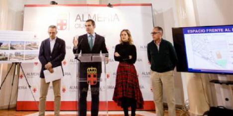 El candidato del PP por Almería Ramón Fernandez Pacheco no juega limpio