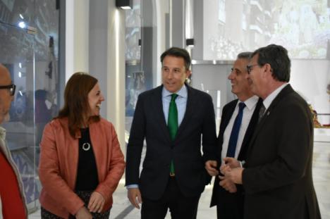 """El PP se congratula de la entrada de Lorca en la Red de Juderías, un """"hito histórico"""" conseguido gracias al empeño del Vicealcalde Popular Francisco Montiel"""