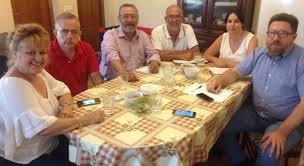 El pacto en Albox donde J.L Sánchez Teruel y Adela Segura dieron la alcaldía a Torrecillas, candidato de la derecha, se hunde.