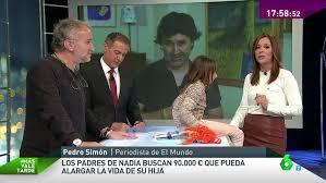 Los padres de Nadia habrían estafado 1,1 millones en donativos