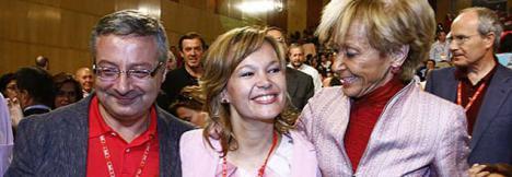Favor por favor o simple casualidad el contrato de Leire Pajín a laura Nuño, directora del máster