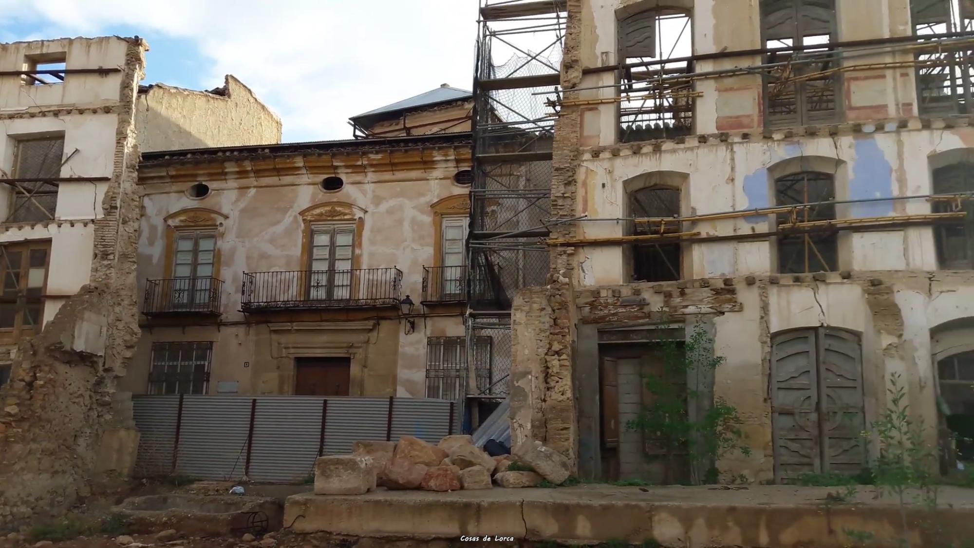 INCOLORO CONFIDENCIAL, por Jerónimo Martínez : ' Lorca, Palacio de Justicia y AVE, viento en popa'