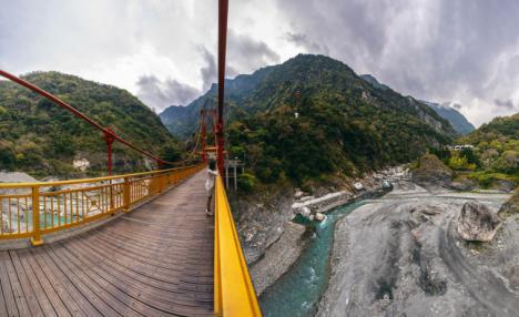 El Parque Nacional de Taroko, la joya natural desconocida del este asiático