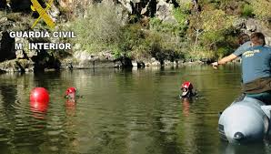 Sigue la búsqueda de los dos jóvenes desaparecidos en el pantano de Susqueda