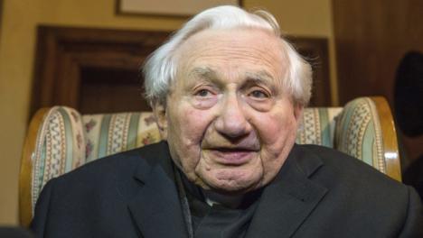 Pedofilia en la iglesia alemana. El hermano de Benedicto XVI, vinculado al abuso de 547 chicos en un coro católico
