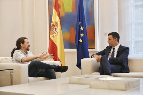 La vicepresidencia primera de la Mesa del Congreso será para Unidas Podemos