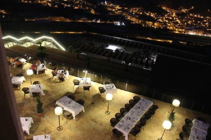 El Parador de Lorca presenta su nueva carta con una oferta del 30% de descuento hasta final de Noviembre