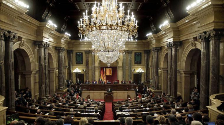 Tres cuartas partes de los españoles no quiere que Cataluña sea un Estado independiente