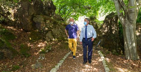 Turismo y la Federación Cántabra de Montaña editan una guía de descenso de barrancos en Liébana