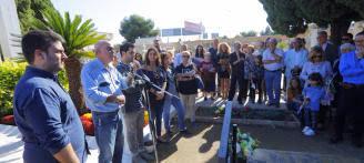 Homenaje el 1 de Noviembre: EN PATERNA AÚN NO ES HALLOWEEN