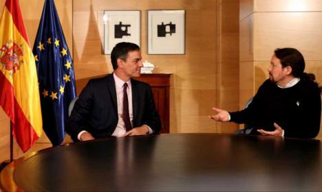 Pablo Iglesias renuncia a entrar en el Gobierno de Sánchez pero no quiere más vetos y pide 'proporcionalidad' en el reparto de ministerios