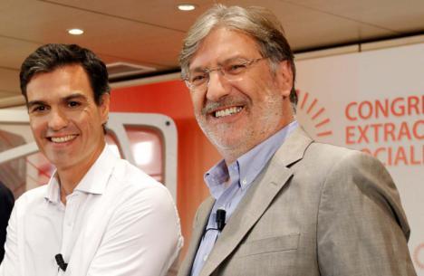 El ex portavoz de Izquierda Socialista considera que Susana Díaz y el PSOE