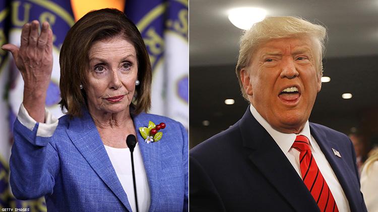 El Capitolio anuncia la acusación: Trump se enfrenta a la destitución