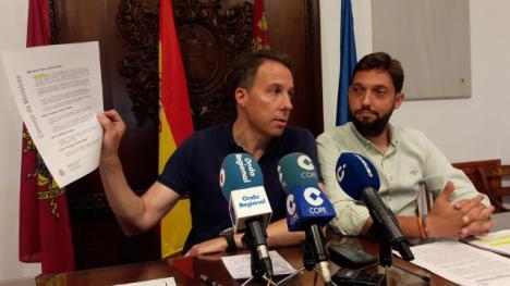 El PP consigue el respaldo unánime del pleno del Ayuntamiento para exigir al actual gobierno central que apruebe ya un Decreto Ley que garantice la bonificación del 50% del IBI a los damnificados por el terremoto