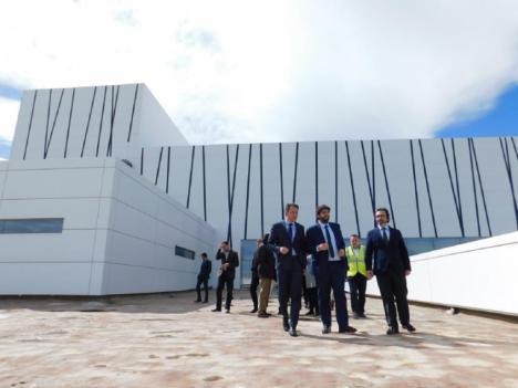 El BORM publicará en los próximos días la licitación del equipamiento del Centro de Ferias y Congresos de Lorca