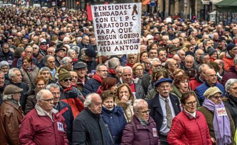 La pensión media en la comunidad murciana es de 874,51 euros mientras que la media en España es de 992,35 euros
