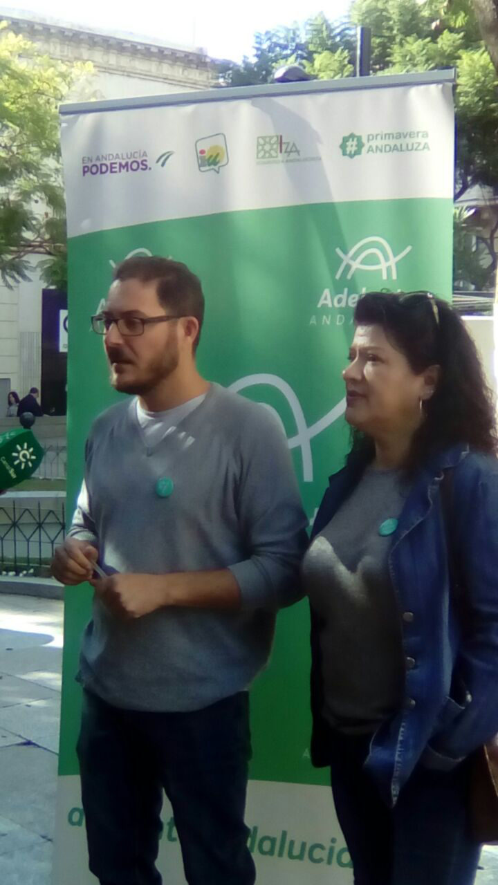 Para Adelante Andalucía las mujeres pensionistas, sí son importantes