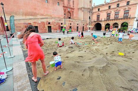 El Ayuntamiento asegura la continuidad del servicio para atender a niños de 0-3 años en las pedanías altas de Lorca