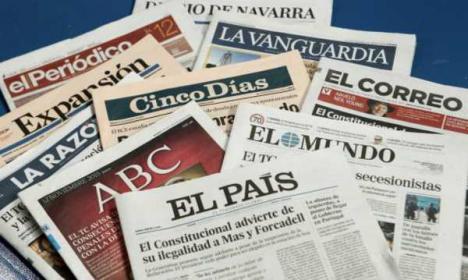 Pacto secreto de algunos periódicos para no hablar mal del Rey