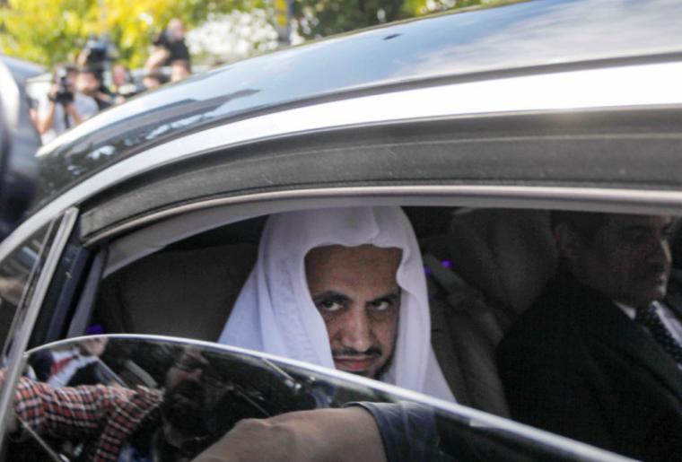 Khashoggi después de ser estrangulado fue descuartizado