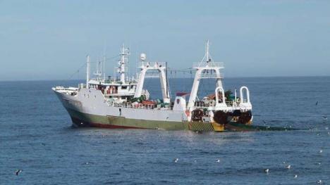 Argentina captura a un pesquero español que según declaran faenaba ilegalmente