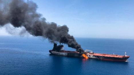 Seyyed Saeed Mirtorabi Hosseini, especialista en economía, política y energética, cree que Estados Unidos es quien sale ganando en el sabotaje de los petroleros en el golfo de Omán.