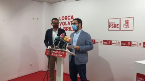 El alcalde de Lorca reclama el refuerzo inmediato de las plantillas de personal sanitario en el Área III incluido los rastreadores militares ofrecidos por el Gobierno de España