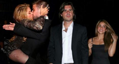 ¿Se han separado Shakira y Piqué?