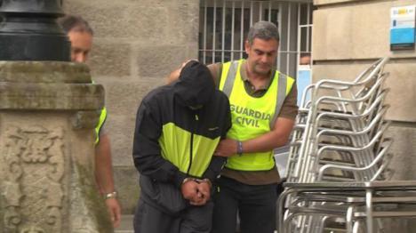 La juez pone en libertad el pirotécnico detenido por la explosión de Tui