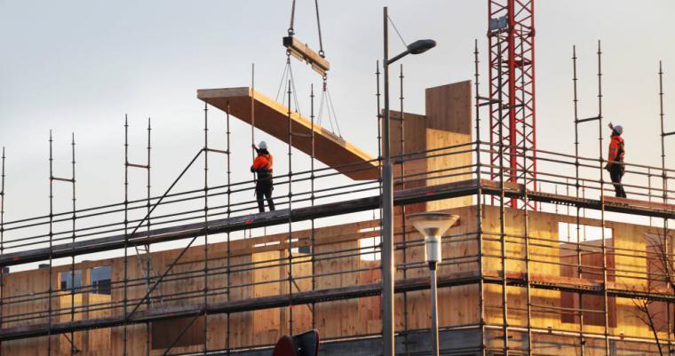 Sube un 5,4% interanual en abril el precio de la vivienda
