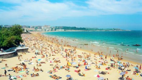 Crece el turismo extranjero
