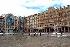 Detenida la mujer que acuchilló a un hombre en Pamplona