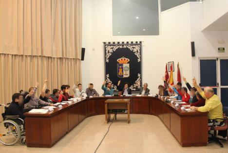 El Partido Popular de Puerto Lumbreras acusa a los socialistas de paralizar la ciudad alargando la entrada en vigor de los presupuestos municipales 2020
