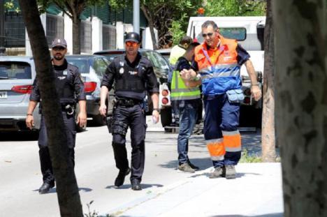 Un tiroteo en Marbella deja un herido que recibió dos disparos en la cara