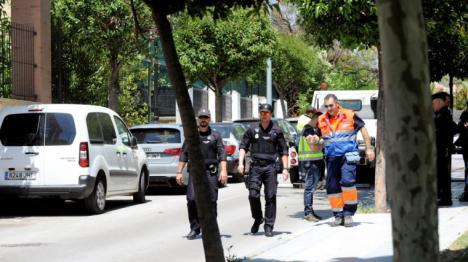 Nuevo tiroteo en Marbella con un herido que ha sido hospitalizado