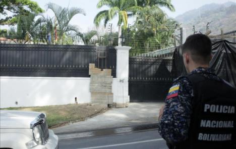 Maduro ordena la detención de Leopoldo López, refugiado en la embajada de España en Caracas