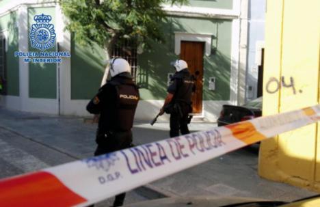 Dos menores detenidos por robo con violencia e intimidación