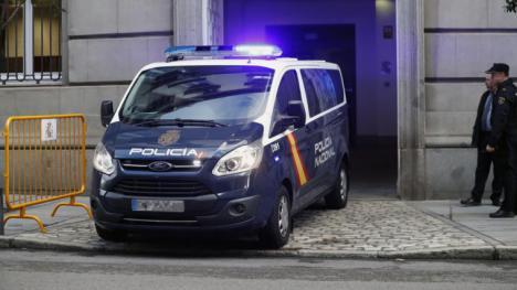 Operación Zamburiña y la mafia policial en Orense.